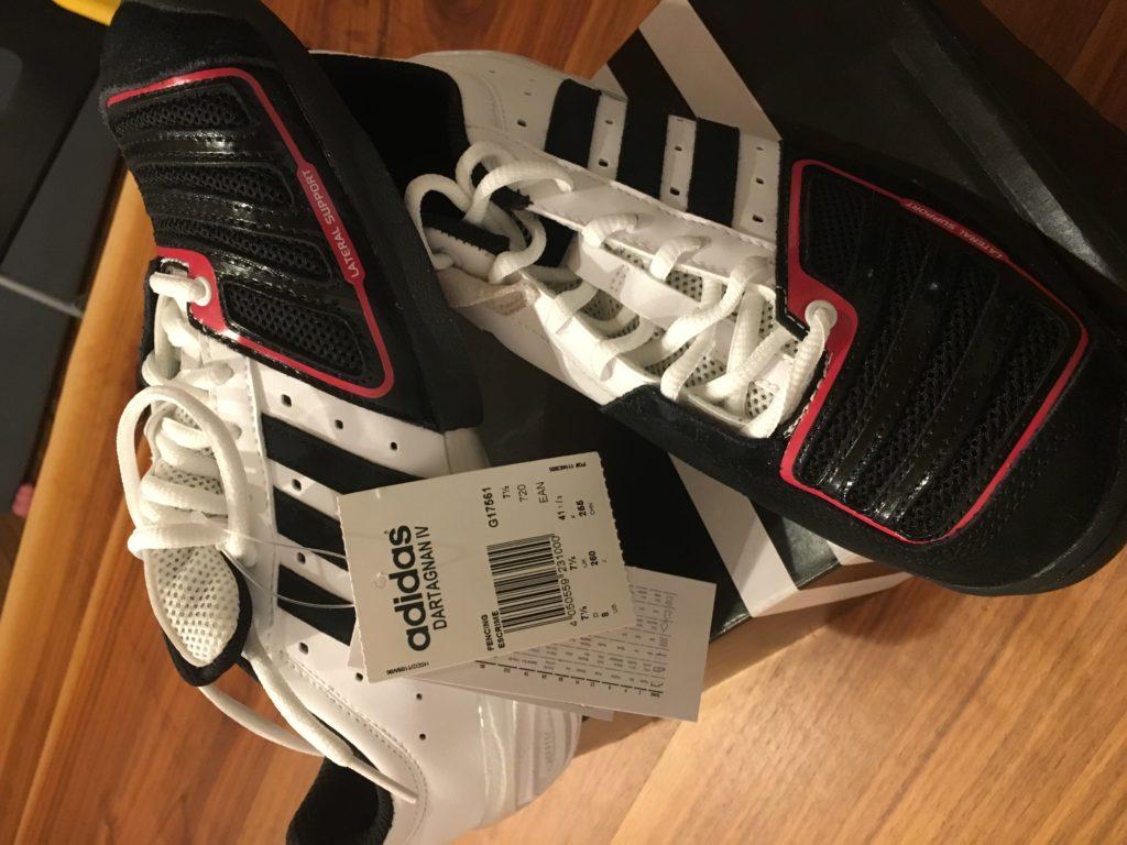 Vendo Adidas d'artagnan 41 13 mai usate San Donà di Piave