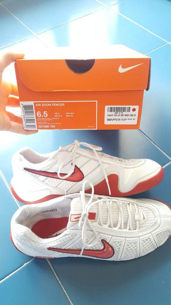 Pavia 6 Zoom °39 5 Nike Air Fencer Ballestra Scarpe N 7TwqWY8gx