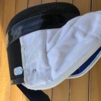 Vendita maschera omologato usata poco Fencing