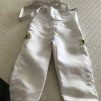 Pantaloni taglia 38 marca Eurofencing 350 nw