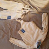 giacca da fioretto negrini 350 nw + giacca sempre negrini