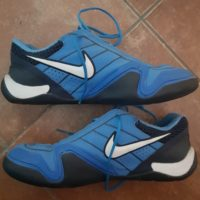 Scarpe nike air zoom ballestra fencing blue taglia 39