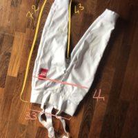 Pantalone 6-10 anni fino a 146 cm ONTC 350 NE