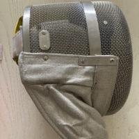 Vendo maschera a norme FIE 1600 N CE Livello 2 per sciabola elettrica