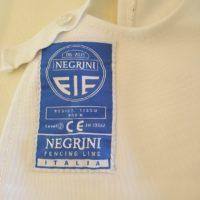 Corazzetta mancina marca Negrini 800 newton taglia S