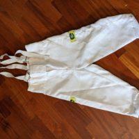 Pantaloni fioretto ragazzo/a Eurofencing taglia 38 350 NW