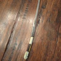 Lama fioretto elettrificata 85
