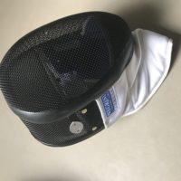 vendo Maschera da SPADA FIE/CE 1600N Negrini Fencing Line usata pochissimo