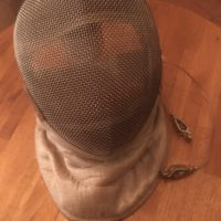 Vendo Maschera da Sciabola Negrini