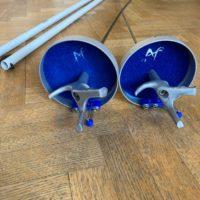Spada elettrificata dx 78 cm Alfafencing come nuova